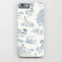 Shire Toile iPhone 6 Slim Case