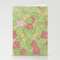 ¿eres normal? Stationery Cards
