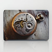 The Conductor's Timepiece - 1 iPad Case