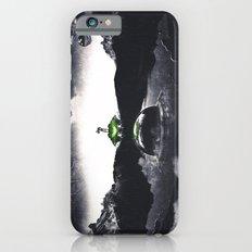 The Landing A Zebes Surrealism Slim Case iPhone 6s