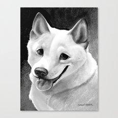 Shiba-Inu  Canvas Print