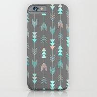 Aztec Arrows iPhone 6 Slim Case