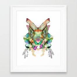 Framed Art Print - The fate of the butterfly - Eduardo Doreni