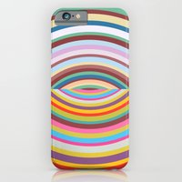 iPhone & iPod Case featuring Shapes #41 by Ornaart