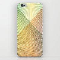 Gradient Strings iPhone & iPod Skin