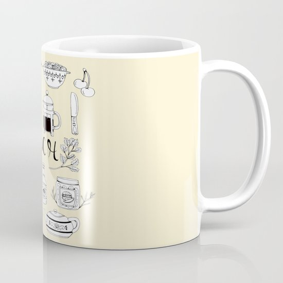 Lunch Mug