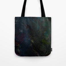 Painted Tote Bag