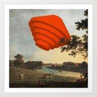 Landscape 6 Art Print