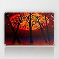 A SOLSTICE MOON - 118 Laptop & iPad Skin