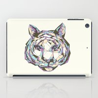 Crystal Tiger iPad Case