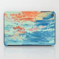 Sun and Sea iPad Case