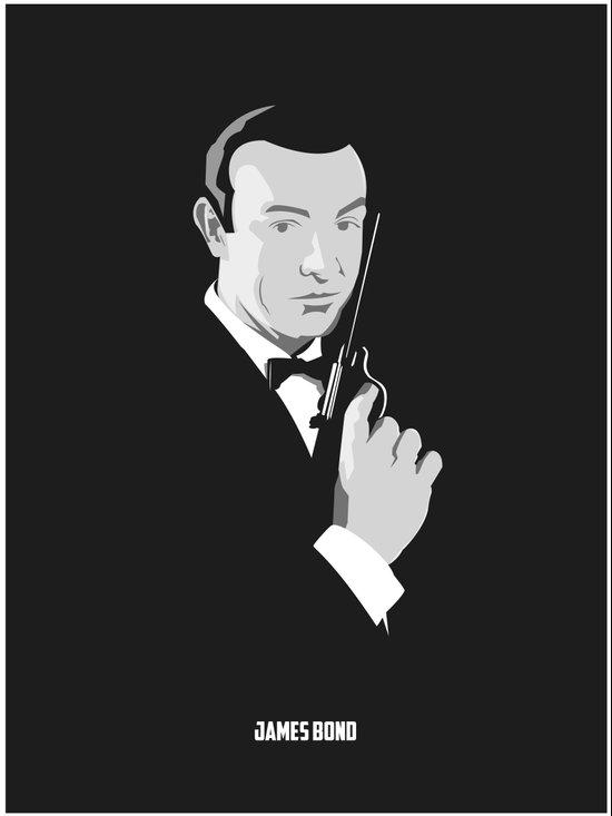 James Bond - Sean Connery Art Print