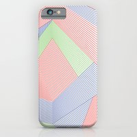 iPhone & iPod Case featuring Lines by Gonzi