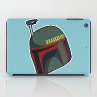 Fett Bucket iPad Case