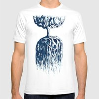 One Tree Planet *remastered* Mens Fitted Tee White SMALL