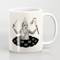 Daggers And Conquests Mug