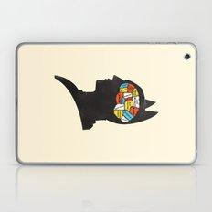 Bat Phrenology Laptop & iPad Skin