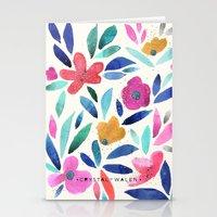 Ohana Flower Stationery Cards