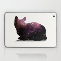 Willow the Galaxy Cat! Laptop & iPad Skin