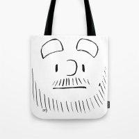 Liam's Face Tote Bag