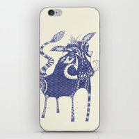 Blue Boar iPhone & iPod Skin