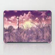 Lighthouse Landscape iPad Case