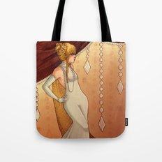 Elegant Diamonds Tote Bag