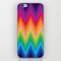 Zig Zag Chevron Pattern G291 iPhone & iPod Skin