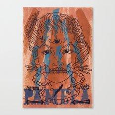 Pamela Skulz and her 'second sight' Canvas Print