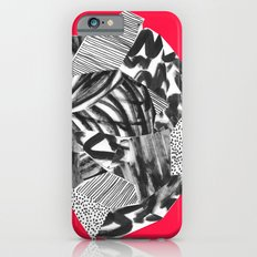 Self control iPhone 6 Slim Case