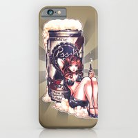 iPhone & iPod Case featuring BLUE RIBBON PRINCESS by Tim Shumate