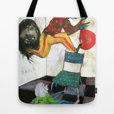 Retrait Tote Bag