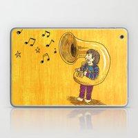 The Dream Of My Childhoo… Laptop & iPad Skin