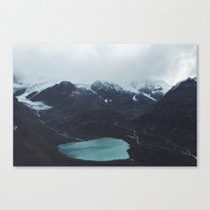 Sustenpass Canvas Print