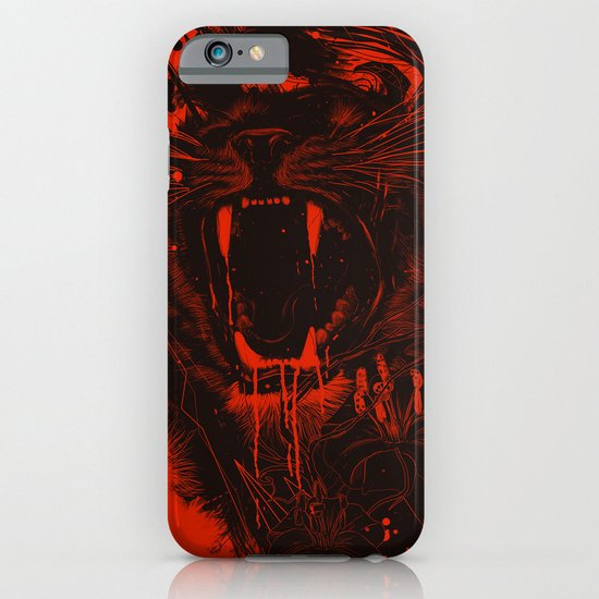 The King iPhone & iPod Case