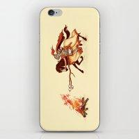 Marshmallow Joust iPhone & iPod Skin