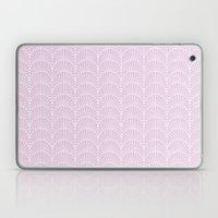 Art Deco Lavender Fields… Laptop & iPad Skin