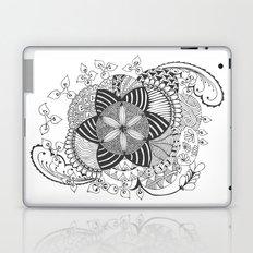 Turn black and white Laptop & iPad Skin