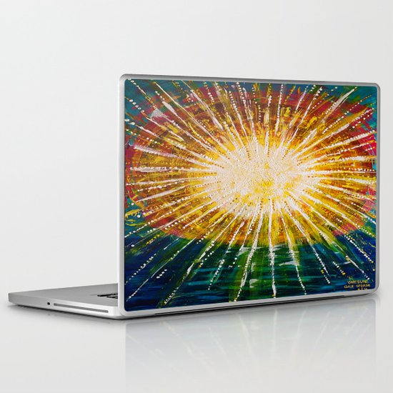 :: OneSun II :: Laptop & iPad Skin