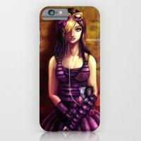 Emo Girl iPhone 6 Slim Case