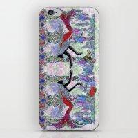 Mermaids In Their Garden iPhone & iPod Skin