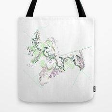 City of Plants Tote Bag