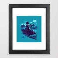 Dream Job Framed Art Print