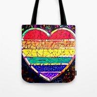 Pride 2016 Tote Bag