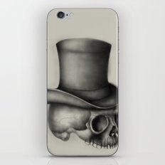 absinthe was my refuge iPhone & iPod Skin