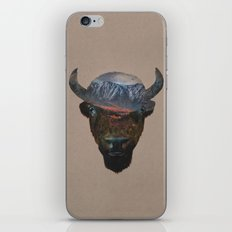 Bison Peak iPhone & iPod Skin