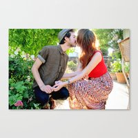 understand that this is a dream. Canvas Print
