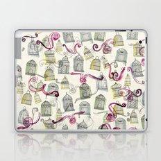 free to fly Laptop & iPad Skin