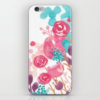 Blush Blossoms iPhone & iPod Skin