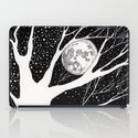 moonlight shadow iPad Case